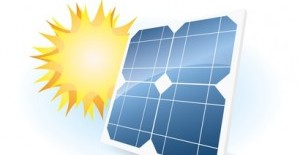 Solarzellen Modul 3d 3 Sonne